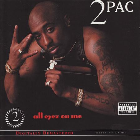 2pac - 2Pac - All Eyez on Me Disc 2 - Zortam Music