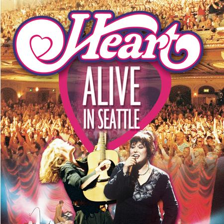 Heart - Alive In Seattle [live] [disc 1] - Zortam Music