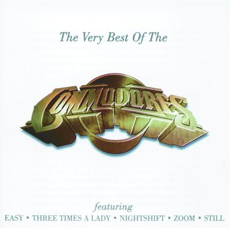 Lionel Richie - The Very Best of The Commodores - Zortam Music