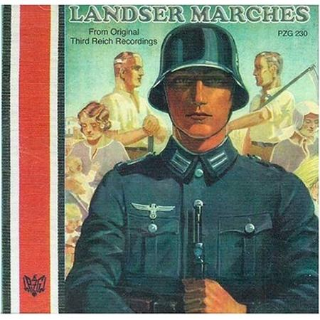 Various Artists - Landser Nazi Marches - Zortam Music