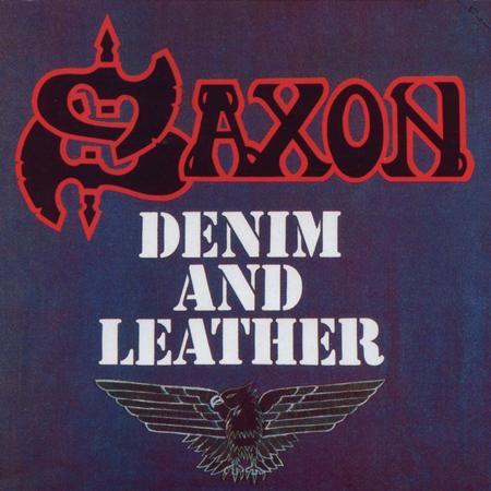 Saxon - Strong Arm / Denim & Leather - Zortam Music