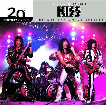Kiss - 20th Century Masters The Millennium Collection - The Best Of Kiss, Vol. 2 - Zortam Music