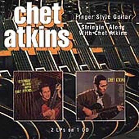 Chet Atkins - Finger Style Guitar - Stringin