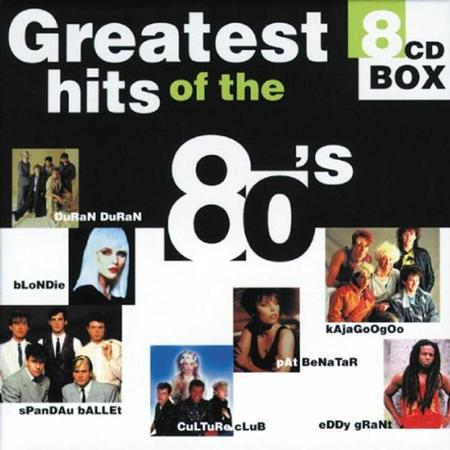 PAUL HARDCASTLE - Greatest Hits Of The 80