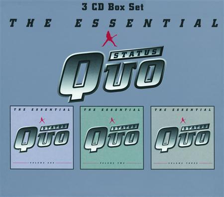 Status Quo - The Essential Status Quo, Vol. 2 - Zortam Music