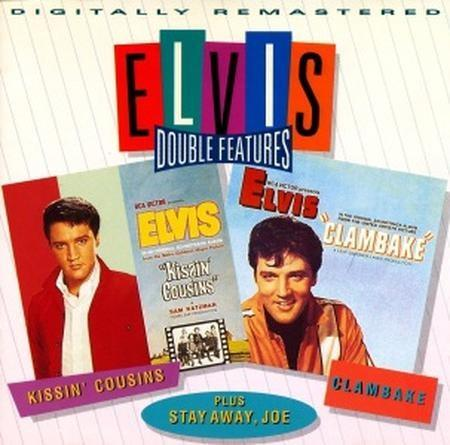 Elvis Presley - Double Features Kissin