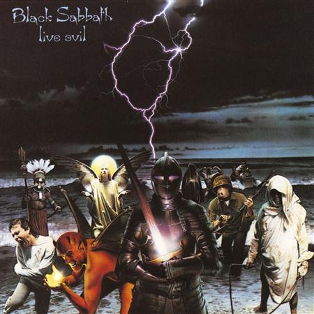 Black Sabbath - Live Evil [disc 1] - Zortam Music