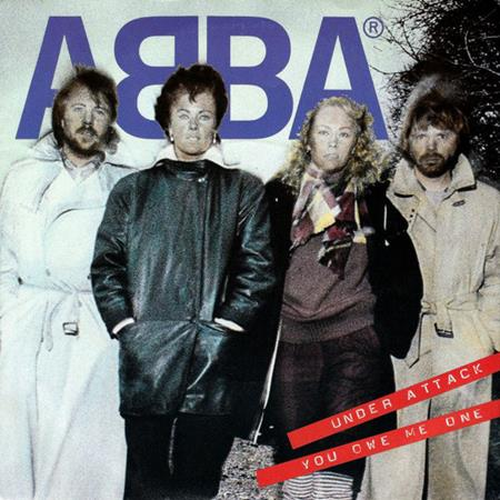 Abba - Singles Collection 1972-1982. CD27: Under Attack [1982] - Zortam Music