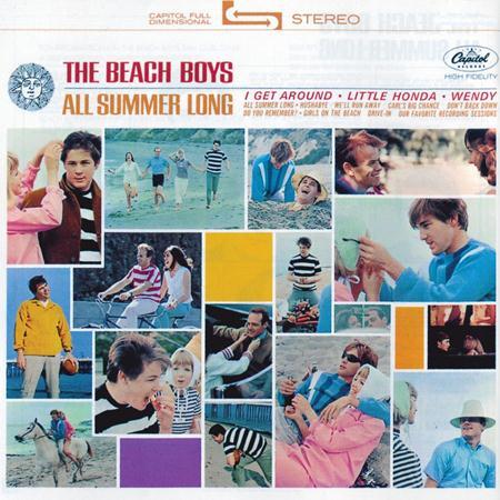 The Beach Boys - All Summer Long (1964) [FLAC] - Zortam Music