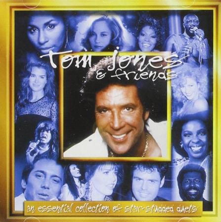 Tom Jones - Tom Jones & Friends - Zortam Music