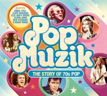 Abba - Pop Muzik (The Story of 70s Pop) - Zortam Music