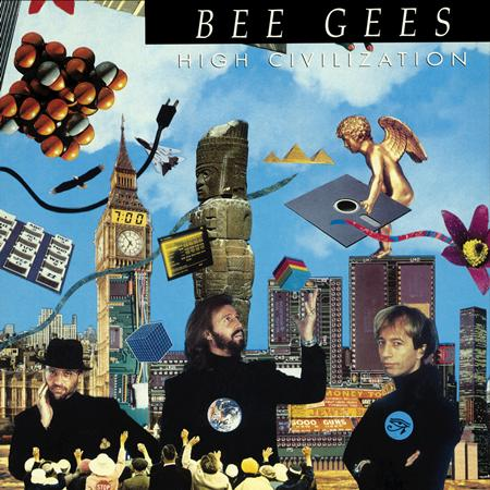 Bee Gees - Bee Gees - High Civilization - Zortam Music