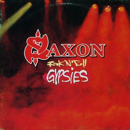 Saxon - Rock