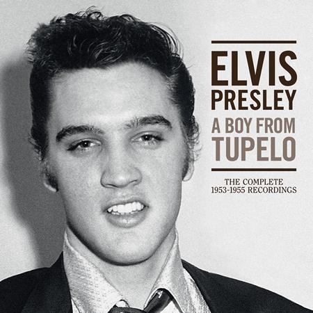 Elvis Presley - A Boy From Tupelo The Complete 1953-1955 Recordings [disc 1] - Zortam Music