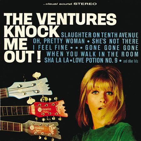 The Ventures - Knock Me Out! - Zortam Music