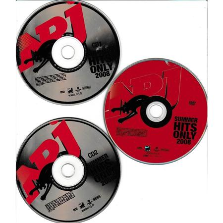Usher - Nrj Summer Hits Only 2008 [disc 1] - Zortam Music