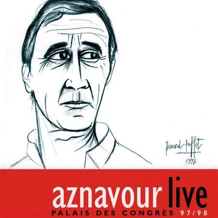 Charles Aznavour - Aznavour Live Palais Des Congrã¨s 97/98 [disc 1] - Zortam Music