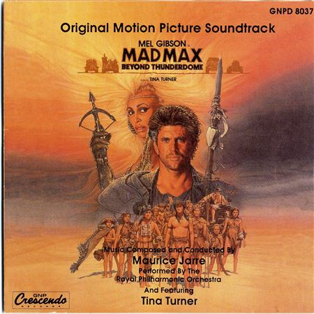 Tina Turner - Mad Max Beyond Thunderdome: Original Motion Picture Soundtrack - Zortam Music