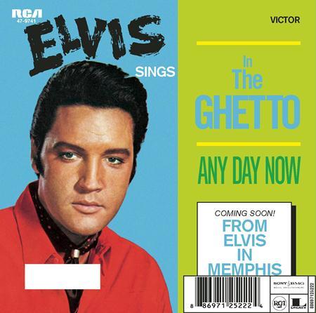 Elvis Presley - In the Ghetto [CD Single] - Zortam Music