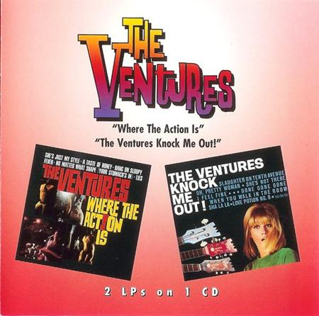 The Ventures - The Ventures Play the
