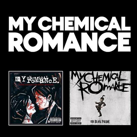 My Chemical Romance - Three Cheers For Sweat Reveng; Plus 1 Other Song - Zortam Music