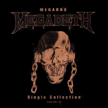 Megadeth - Megabox -Single Collection- - Zortam Music