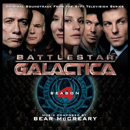 Bear McCreary - Battlestar Galactica Season 4 [disc 1] - Zortam Music