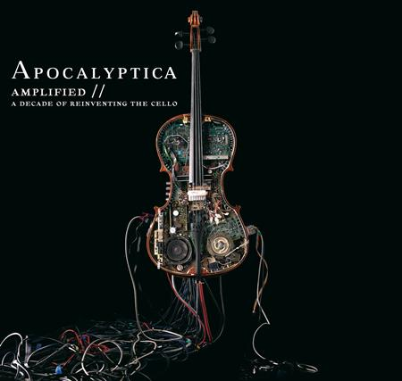 Apocalyptica - Amplified - A Decade Of Reinventing The Cello - Zortam Music