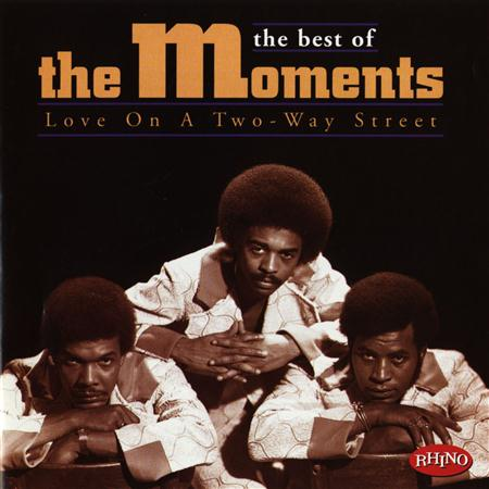 The Moments - Love on a Two-Way Street: The - Zortam Music
