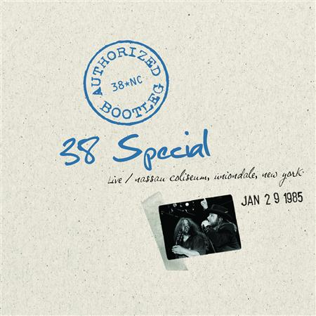 38 SPECIAL - Authorized Bootleg - Nassau Coliseum, Uniondale, New York 1/29/85 - Zortam Music