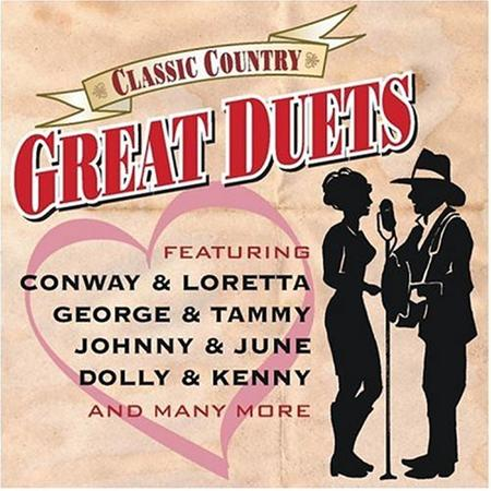 Various Artists - Classic Country: Great Duets [Disc 2] - Zortam Music