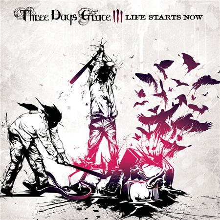 Three Days Grace - Life Starts Now [Bonus Track] - Zortam Music