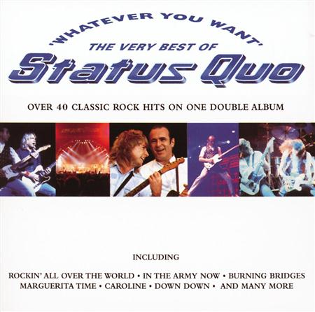 Status Quo - Whatever You Want The Very Best Of Status Quo [disc 1] - Zortam Music