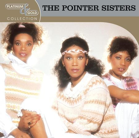 The Pointer Sisters - Platinum And Gold Collection - Zortam Music
