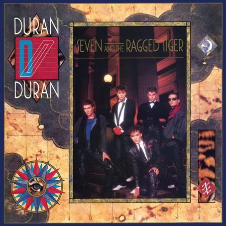 Duran Duran - Seven and the Ragged Tiger (2CD & DVD) - Zortam Music