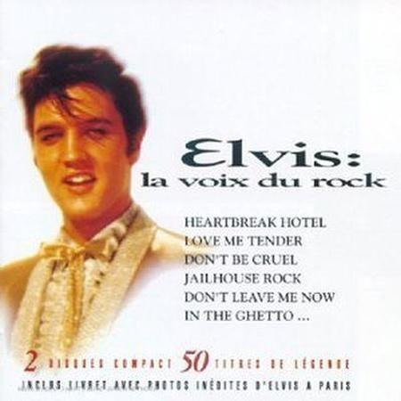 Elvis Presley - La Voix Du Rock [Disc 2] - Zortam Music
