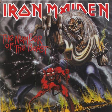 Iron Maiden - The Number Of The Beast (1998 - Zortam Music