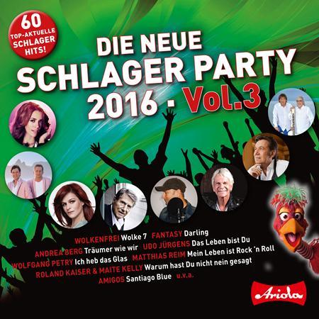 ANNEMARIE EILFELD - Die Neue Schlager Party 2016 - - Zortam Music