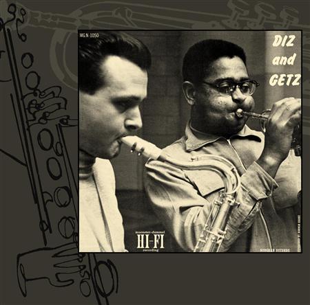 Dizzy Gillespie - Diz & Getz - Zortam Music