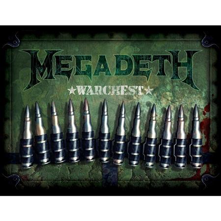 Megadeth - Warchest Disc 1 - Zortam Music