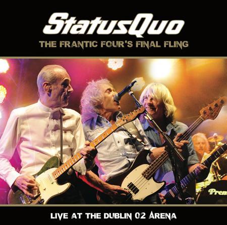 Status Quo - Status Quo: The Frantic Four