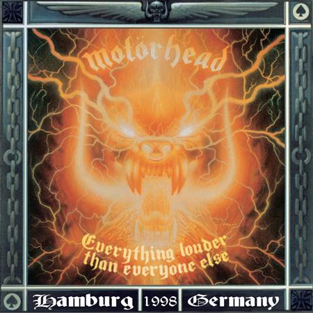 MOTORHEAD - Everything Louder Than Everyon - Zortam Music
