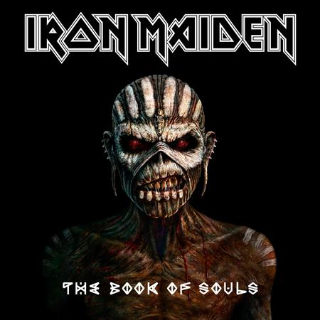 Iron Maiden - The Book Of Souls 1 - Zortam Music