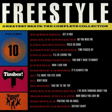Various Artists - Freestyle Greatest Beats: Complete Collection, Vol. 10 - Zortam Music