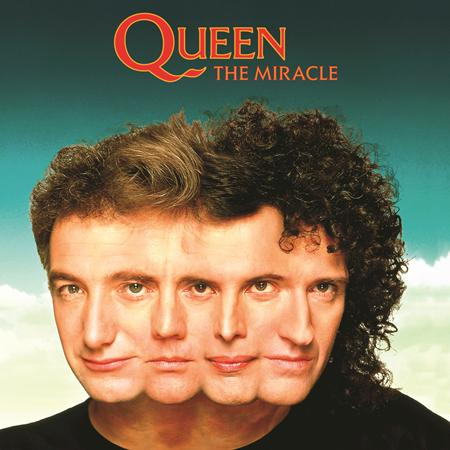 Queen - The Miracle (2001. Japan Remastered. Toshiba-EMI) - Zortam Music