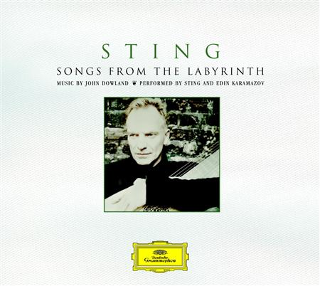 Sting - Songs From The Labyrinth - Tour Edition - Zortam Music