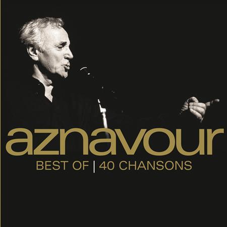 Charles Aznavour - 40 Chansons D
