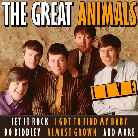 The Animals - The Great Animals Live - Zortam Music