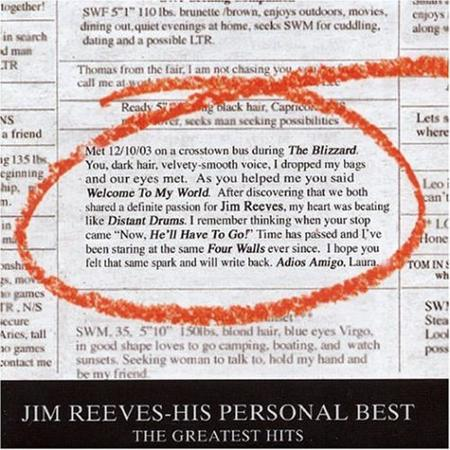 Phil Collins - Jim Reeves-His Personal Best-The Greatest Hits - Zortam Music