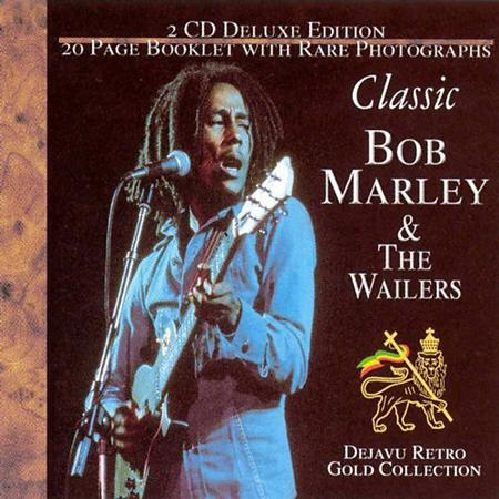 Bob Marley & The Wailers - The Gold Collection 40 Rare Collectibles [disc 2] - Zortam Music
